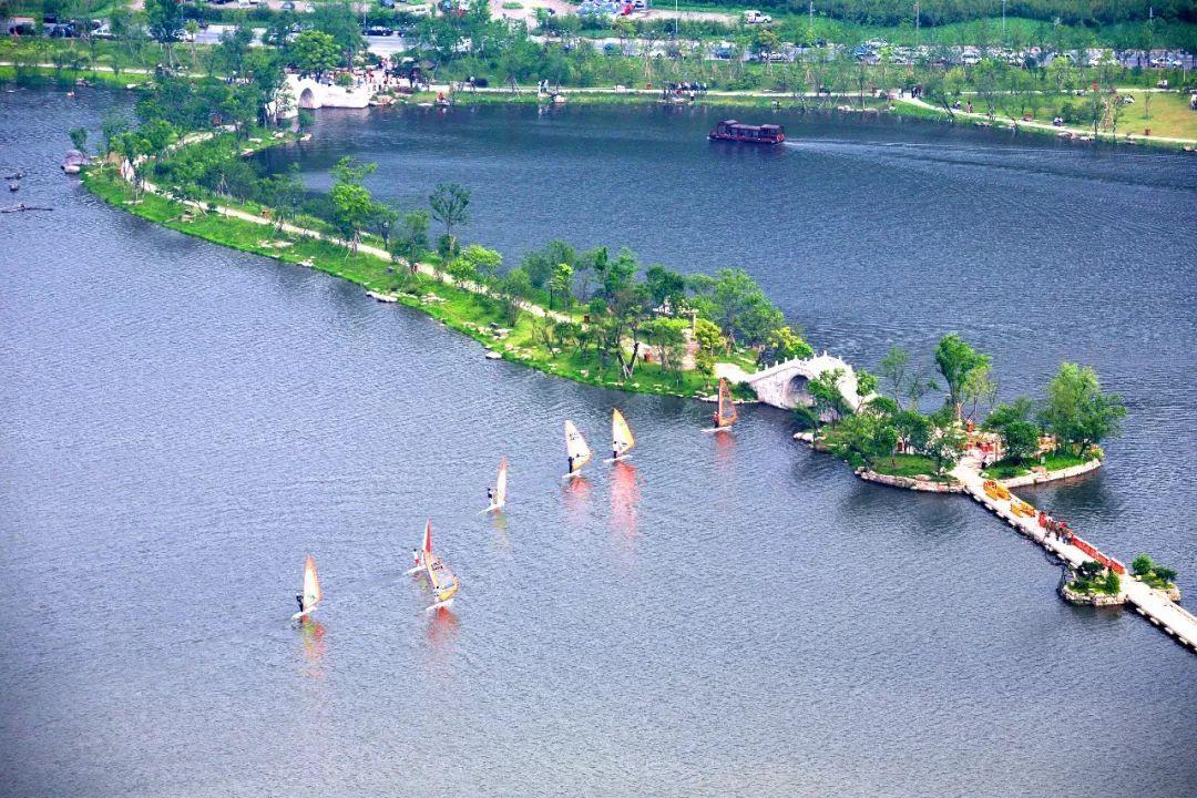 萧山湘湖玛雅岛