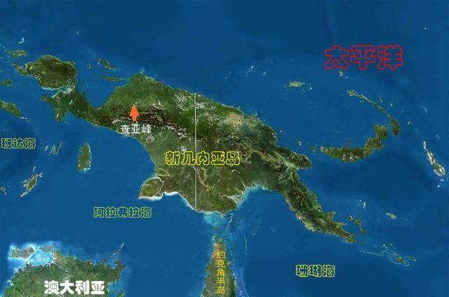 第二大是新西兰. 大洋洲人口最多的岛国:巴布亚新几内亚.