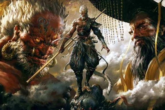 仙界最强的五位神仙,第五位能战十个孙悟空!第一位踏三界碎混沌