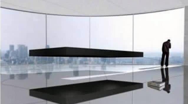 推荐 正文  奇葩床,磁悬浮床,这是由德国科学家设计的,它可以支撑起