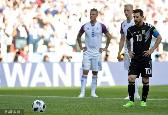梅西失点 阿根廷1:1被冰岛逼平