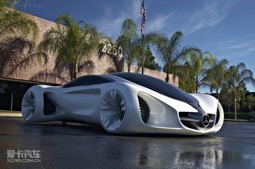 未来百年的概念汽车设计中,宝马,奔驰,保时捷,你喜欢那一款?