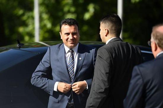 马其顿政府:根据与希腊的协议,国名正式改为北马其顿