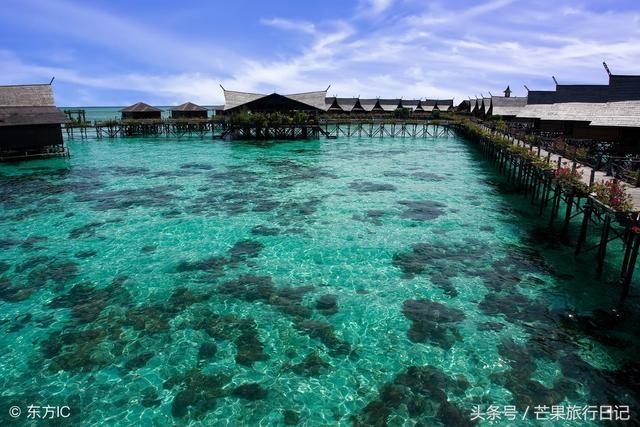 在马来西亚有一个海岛,媲美马尔代夫,价格却不到马尔代夫的一半