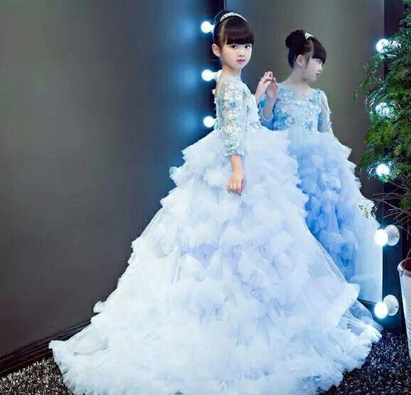 十二星座专属小公举婚纱,双鱼座花仙子下凡,水瓶座的会发光!