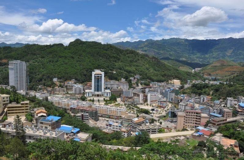 边境游线路之三:文山州麻栗坡-越南河江