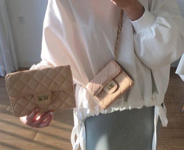 <b>法式复古小包包,轻巧便携又少女,有你喜欢的款式吗?</b>