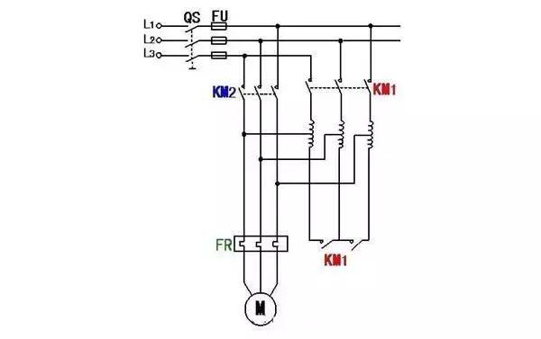 科技 正文  将串自耦变压器降压启动的继电接触器控制改造为plc控制