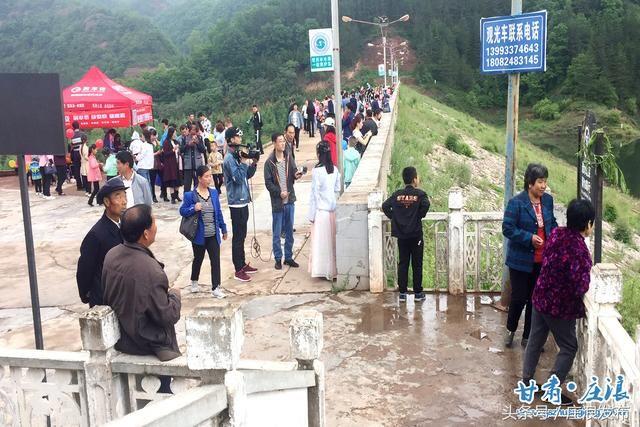 关注端午小长假庄浪县各景点迎来旅游高峰