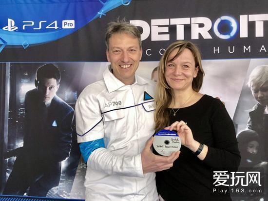 PS4独占《底特律:成为人类》完成开发,序章关