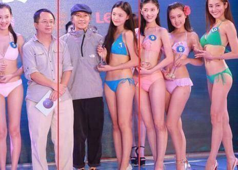 林允是平面模特出身,当年在电影《美人鱼》女主角海选中脱颖而出,一跃