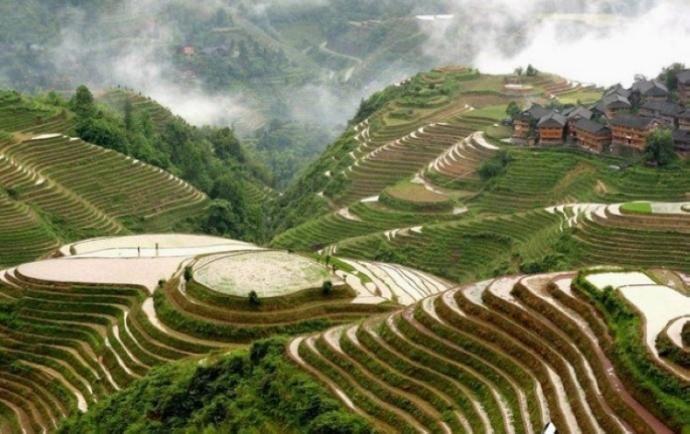 湖南娄底市新化县四个值得一去的旅游景点,看看你都去过哪?