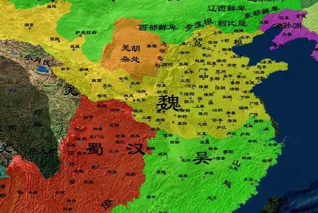 三国时期,吴国明明在长江以南,为何却被称为江东孙权?
