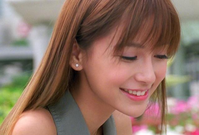 明星们的空气刘海,杨幂少女,杨颖清纯,关晓彤甜美图片