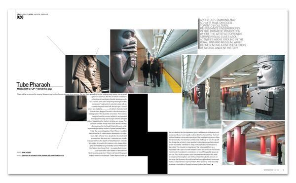 国外杂志版面排版设计优秀作品欣赏