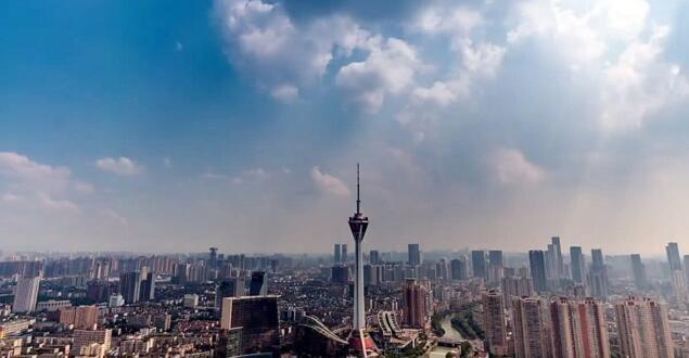 内陆经济总量第一的城市_第一张漯河内陆特区报