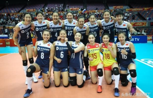 中国女排再次赢得了全世界的尊重!不畏难主动迎来5连